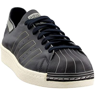 newest 8ccac d7f52 adidas Originals Men s Superstar 80S Decon Casual Fashion Sneaker, Black  11.5 D(M)