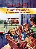 Fünf Freunde - 3 Abenteuer in einem Band: Sammelband 7: Fünf Freunde und der geheimnisvolle Schneemensch / Fünf Freunde - Das doppelte Spiel / Fünf ... Katze (Doppel- und Sammelbände, Band 7)