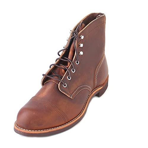 Red Wing ShoesIron Ranger 8085 - Botines Chukka Hombre , color marrón, talla 38 EU: Amazon.es: Zapatos y complementos