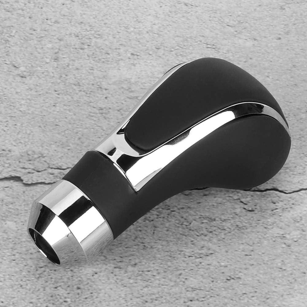 Auto Schaltknauf Kunststoff Schwarz Universal Auto Automatik Schalthebel Kopfschaltknauf Zubeh/ör