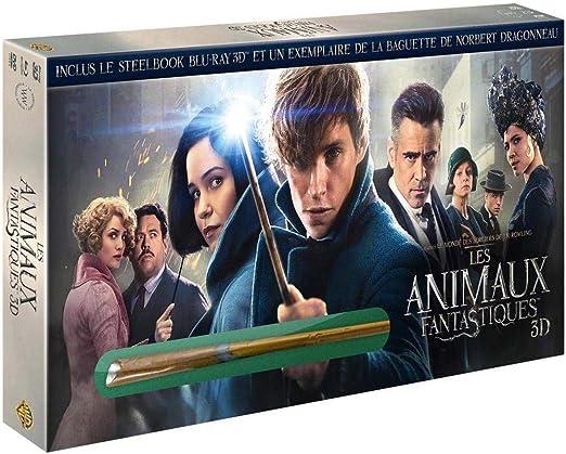 Les Animaux fantastiques [Italia] [Blu-ray]: Amazon.es: Eddie ...