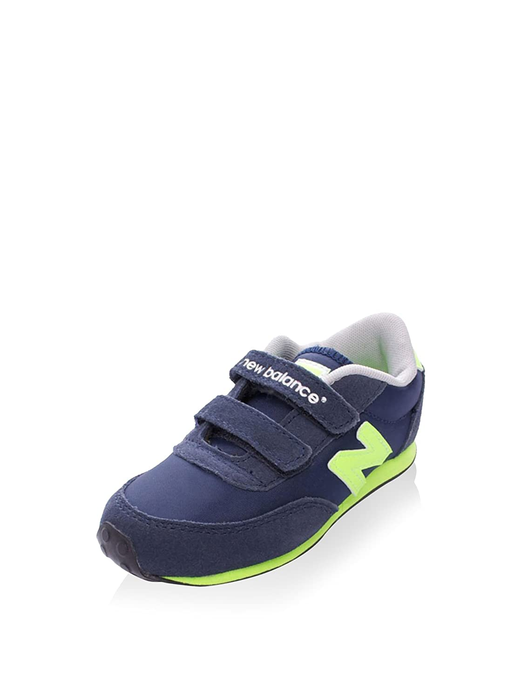 New Balance KE410NGI, Sneaker Ragazzo Blu Blu 22,5