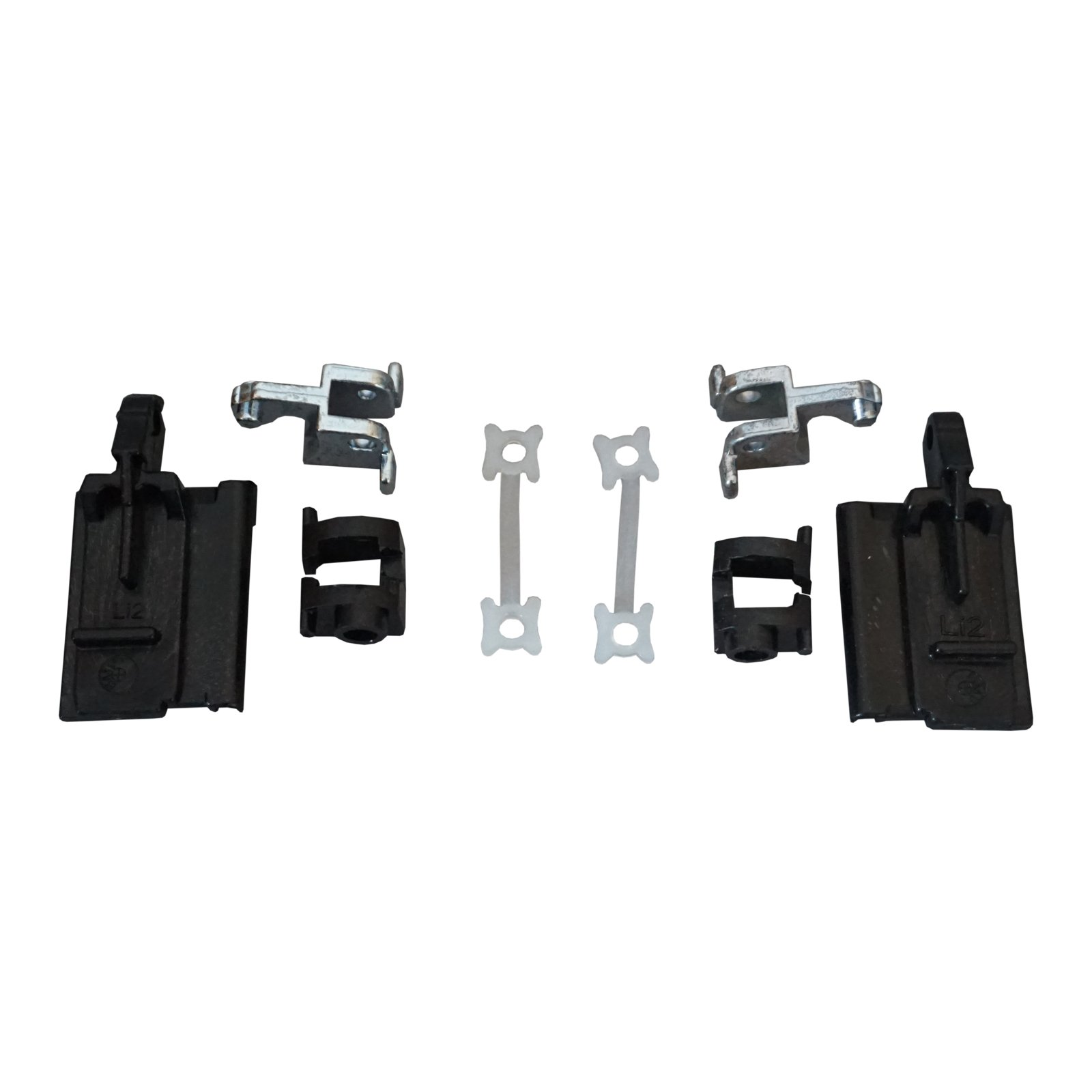 Bross BSR531+BSR532 8 Pieces Sunroof Slider Guide Rail Set Left AND Right Side for BMW 3 Series E36 1992-1999 by Bross
