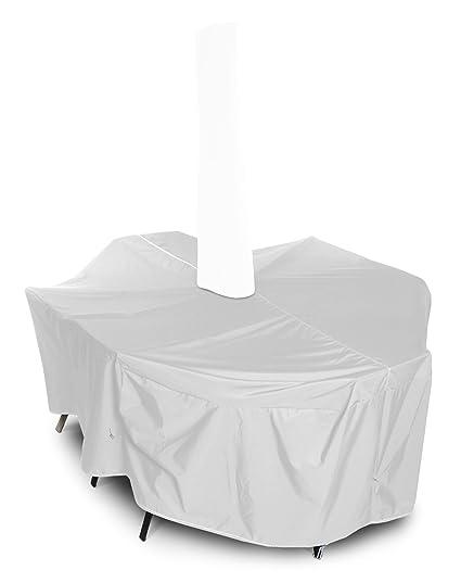 Amazon.com: KoverRoos weathermax Oval/Juego de comedor ...