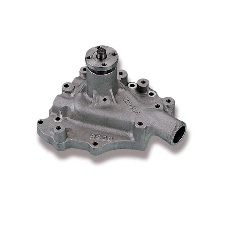 Weiand 8209 Action Plus Satin Finish Aluminum Water Pump