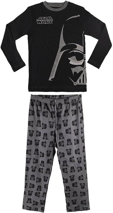 Star Wars Pijama Manga Larga 2 Piezas Interlock 100% algodón