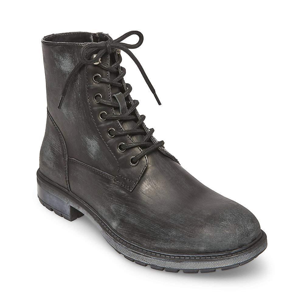 Steve Madden Men's Self Made Smoky Combat Boot, SMOK02M1