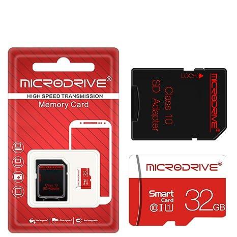 LJ1 Tarjeta Micro SD, 16GB / 32GB / 64GB / 128GB / 256GB Tarjeta ...