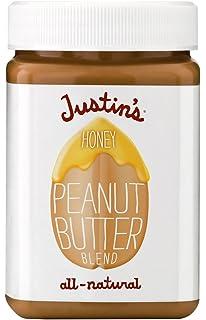 Justins Nut Butter - Miel de la mezcla de mantequilla de maní - 16 ...