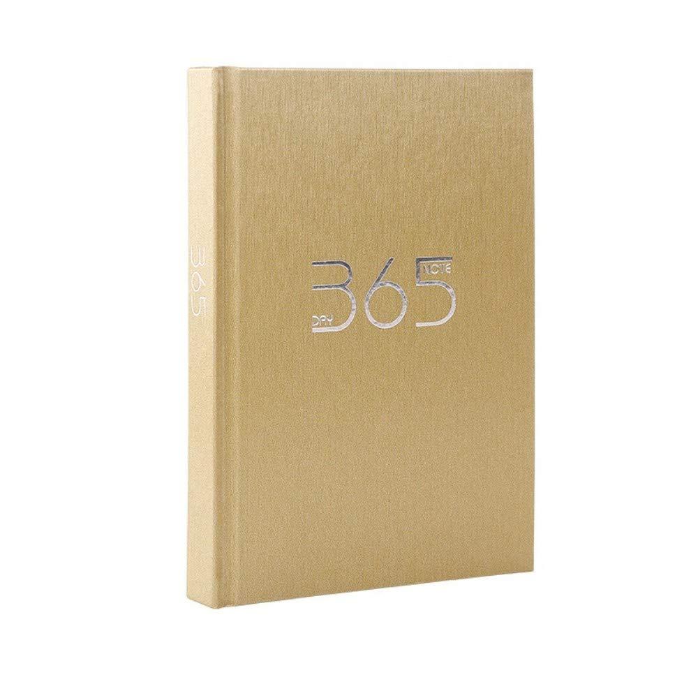 2019 Zeitmanagement Zeitplan A5 Mode Heißprägen Silber täglichen Plan Notebook Business Office Schreibwaren Geschenk, K B07Q24NLZ1 | Überlegen  | Verrückte Preis  | Berühmter Laden