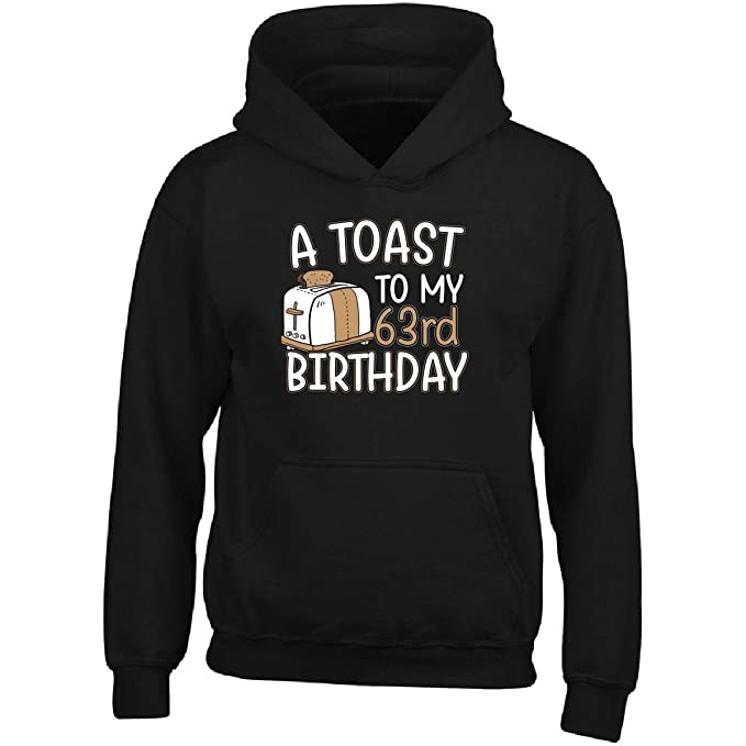 Amazon A Toast To My 63rd Birthday Funny Gift Idea For 63 Year Old
