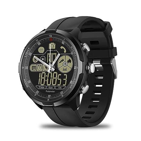Amazon.com : Zeblaze Vibe 4 Hybrid Smart Watch - [ 2019 New ...