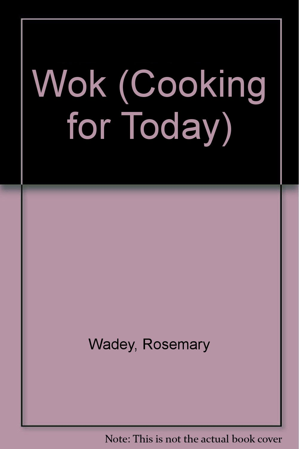 Wok (Cooking for Today) (English and Spanish Edition) by Parragon Plus