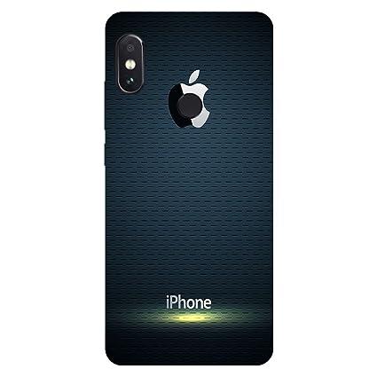 timeless design e8cb1 6b20a MSC Apple Logo Hard Polycarbonate Designer Back Case: Amazon.in ...