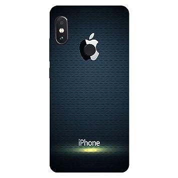 timeless design a2d1f d15fc MSC Apple Logo Hard Polycarbonate Designer Back Case: Amazon.in ...