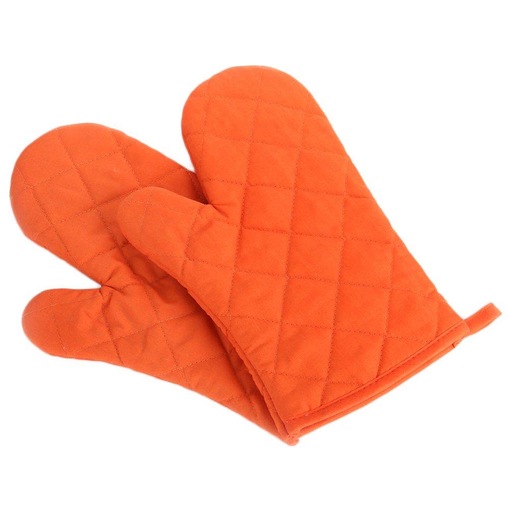 Shuohu Kitchen Oven Mitt Heat Proof Resistant Protector Cooking Pot Holder Glove