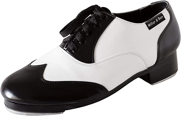 Miller & Ben Tap Shoes; Jazz-Tap Master