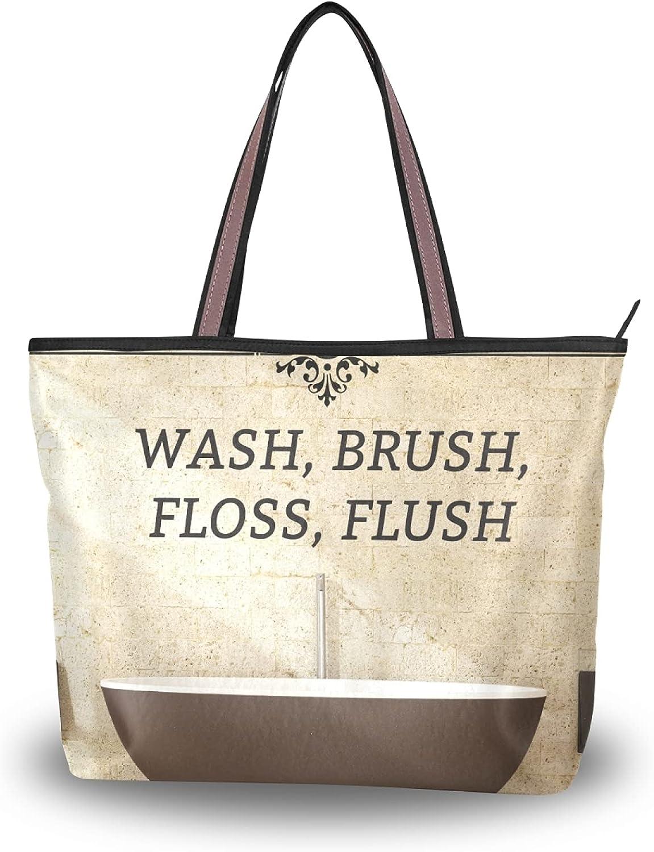 NaiiaN Leichte Riemen Handtaschen Einkaufstasche Geldbörse