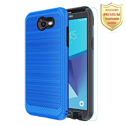 Amazon.com: Funda para Samsung Galaxy J7 V J7 V/J7 Perx/J7 ...