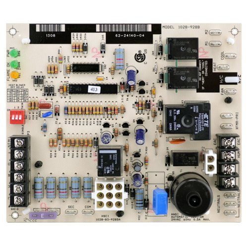 Image of 62-24140-04 - Rheem OEM Replacement Furnace Control Board