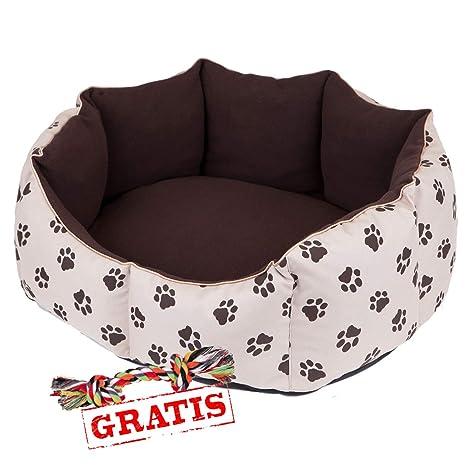 Hobbydog nyrbla6 + Ball Gratis Perros Gato Cama Ruhe Espacio Colchón Perros y Gatos Colchón Espuma