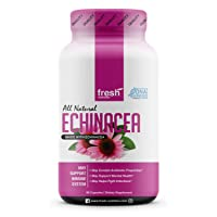 Echinacea - Strongest DNA Verified - Healthy Immune System, Physical & Mental Health...