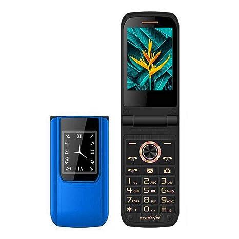 Amazon.com: Peedeu - Teléfono móvil desbloqueado E9 para ...