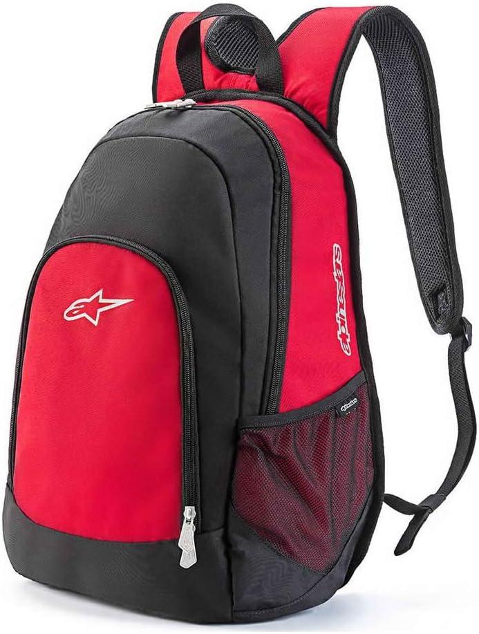 Alpinestar defender backpack Mochila tecnica y ligera., Mujer, red, OS: alpinestars: Amazon.es: Coche y moto