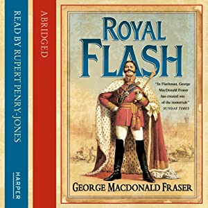Royal Flash Hörbuch