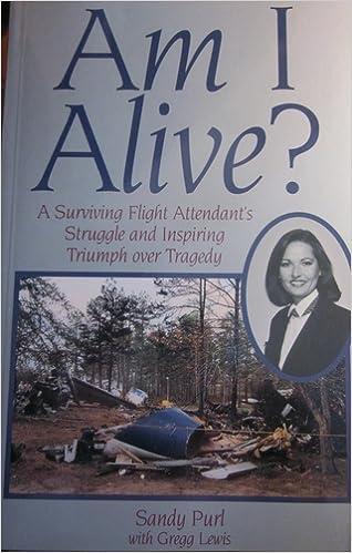 Amazon Am I Alive A Surviving Flight Attendants Struggle And