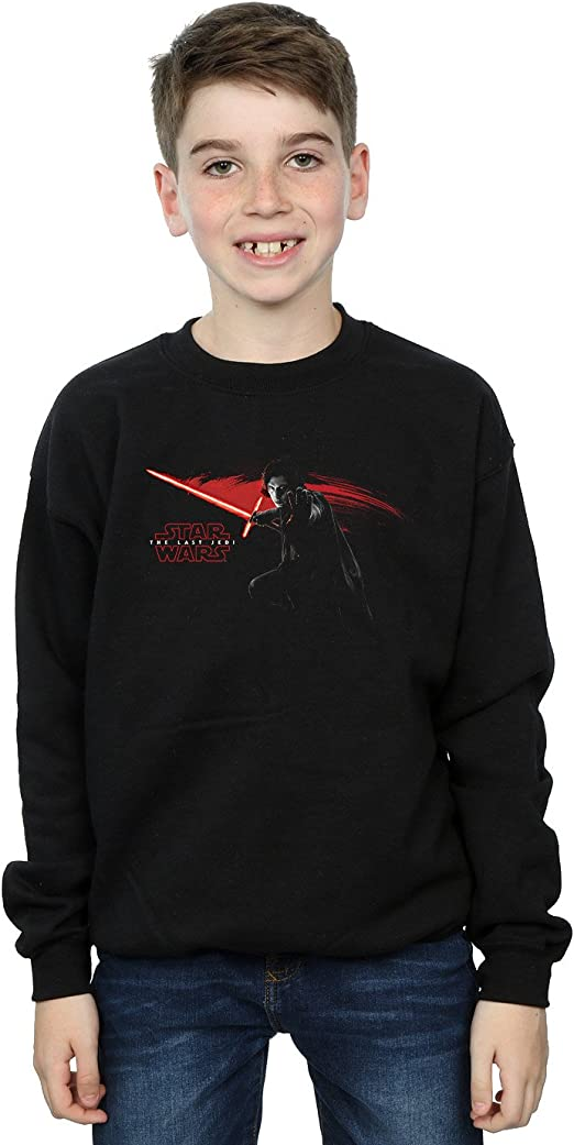 Star Wars niños The Last Jedi Kylo REN Hand Camisa De Entrenamiento: Amazon.es: Ropa y accesorios