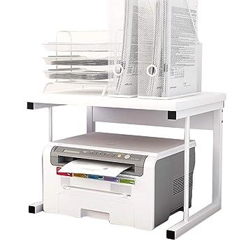Weq Soporte de Impresora multifunción Oficina en casa Estante de ...