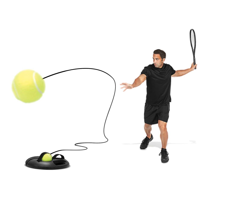 SKLZ PBTN-000-02 Tennistrainer Powerbase Tennis black/green SKLZ Tennis Trainer Powerbase PBTN-000-06