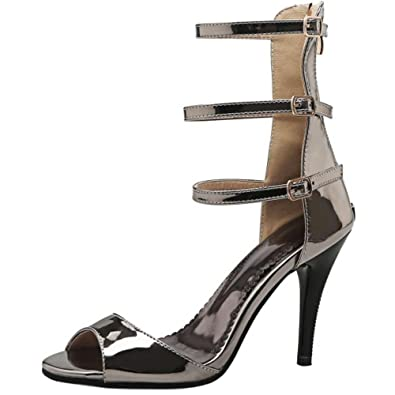 Zanpa Damen Mode Gladiator Sandalen
