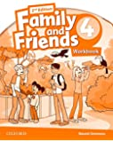 Family and Friends 4 Activity Book Exam Power Pack 2nd Edition (Family And Friends 2Ed)