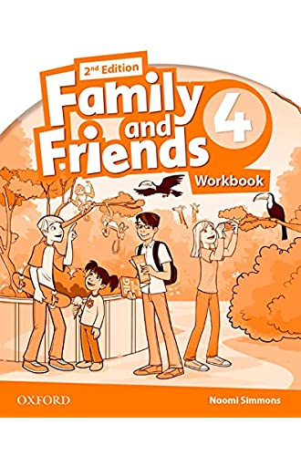 Family And Friends 4 Activity Book Exam Power Pack 2Nd Edition