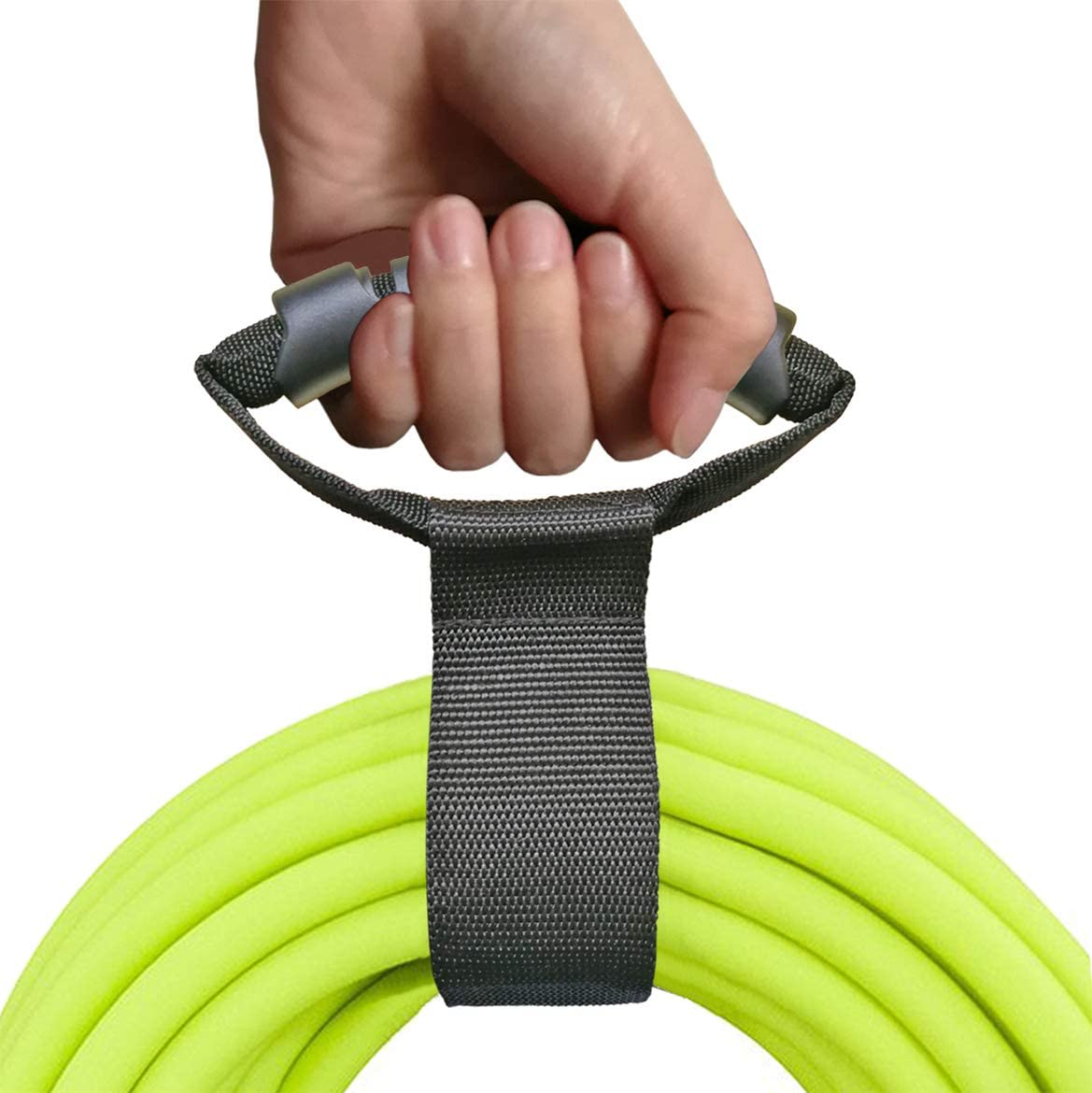 Fit With Pool Hose Storage Straps Garage Hook Cord  Extension Holder Nylon