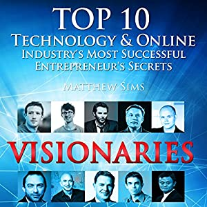 Visionaries Audiobook