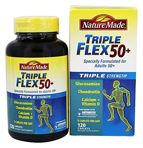 nature made tripleflex 50 - 8
