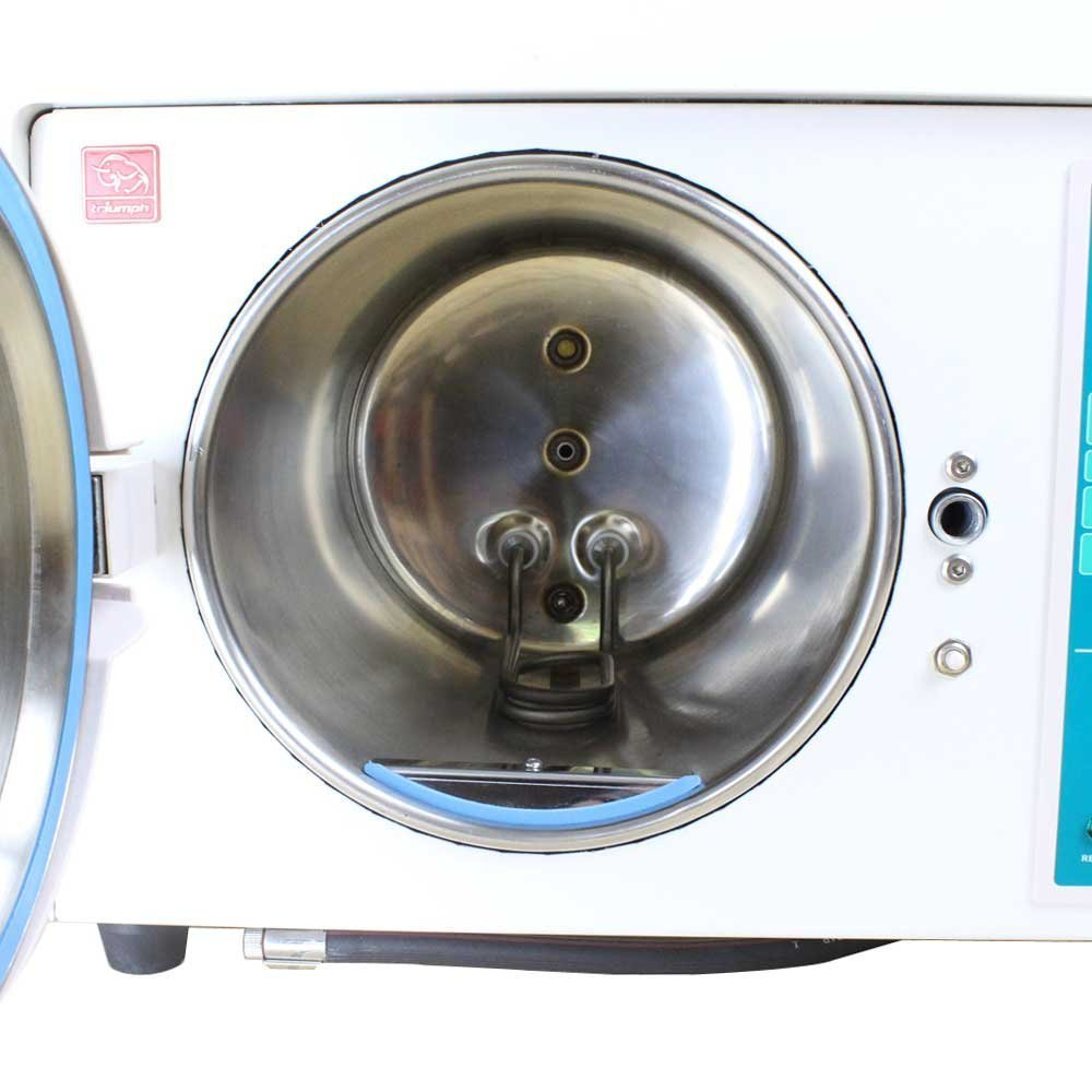 18L Dental Stainless Steel Pressure Steam Automatic Autoclave Lab Equipment BN-16 by BONEW (Image #2)