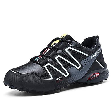 Course Homme Chaussures Randonnée Étanche De À Randonnée Respirent,chaussures sneakers Inusable ZiXPuk