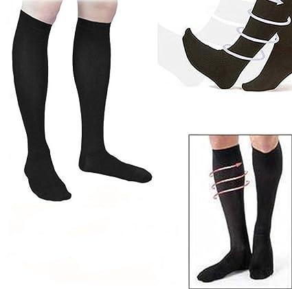 Distinct Alivio cómodo antifatiga medias de compresión suave Calmar Calcetines Cansadas