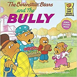 Image result for book cover berenstain bears bully