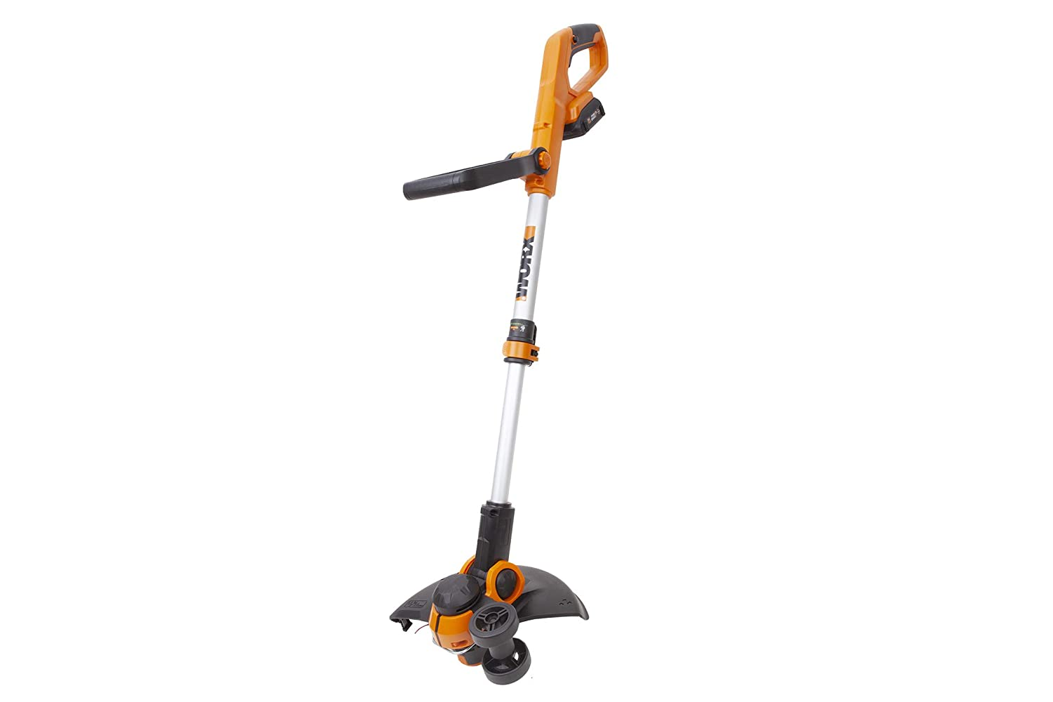 """Worx WG162 20V 10""""Cordless String Trimmer/Edger, Battery and Charger included"""