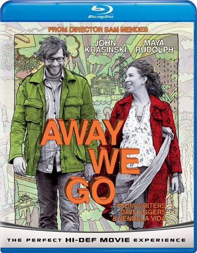 Blu-ray : Away We Go (Dolby, AC-3, Subtitled, Dubbed, Digital Theater System)