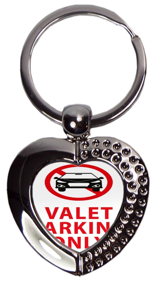 Leotie GmbH Llavero Coches Vintage Parking VIP Corazón ...