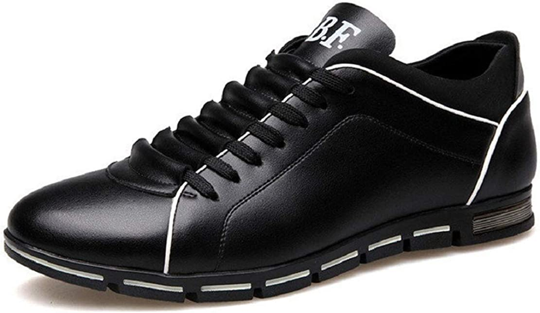 Men British Style Business Casual Shoes