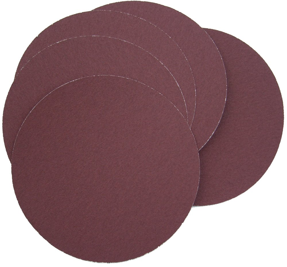 Charnwood SD300MIX 12'' Velcro Discs, Mixed grits, Pack of 4