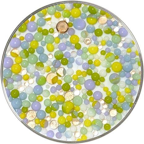 Primavera funda colección bolas Frit – 90 COE, nuevo tamaño grande 1oz – de Vidrio Diana: Amazon.es: Juguetes y juegos
