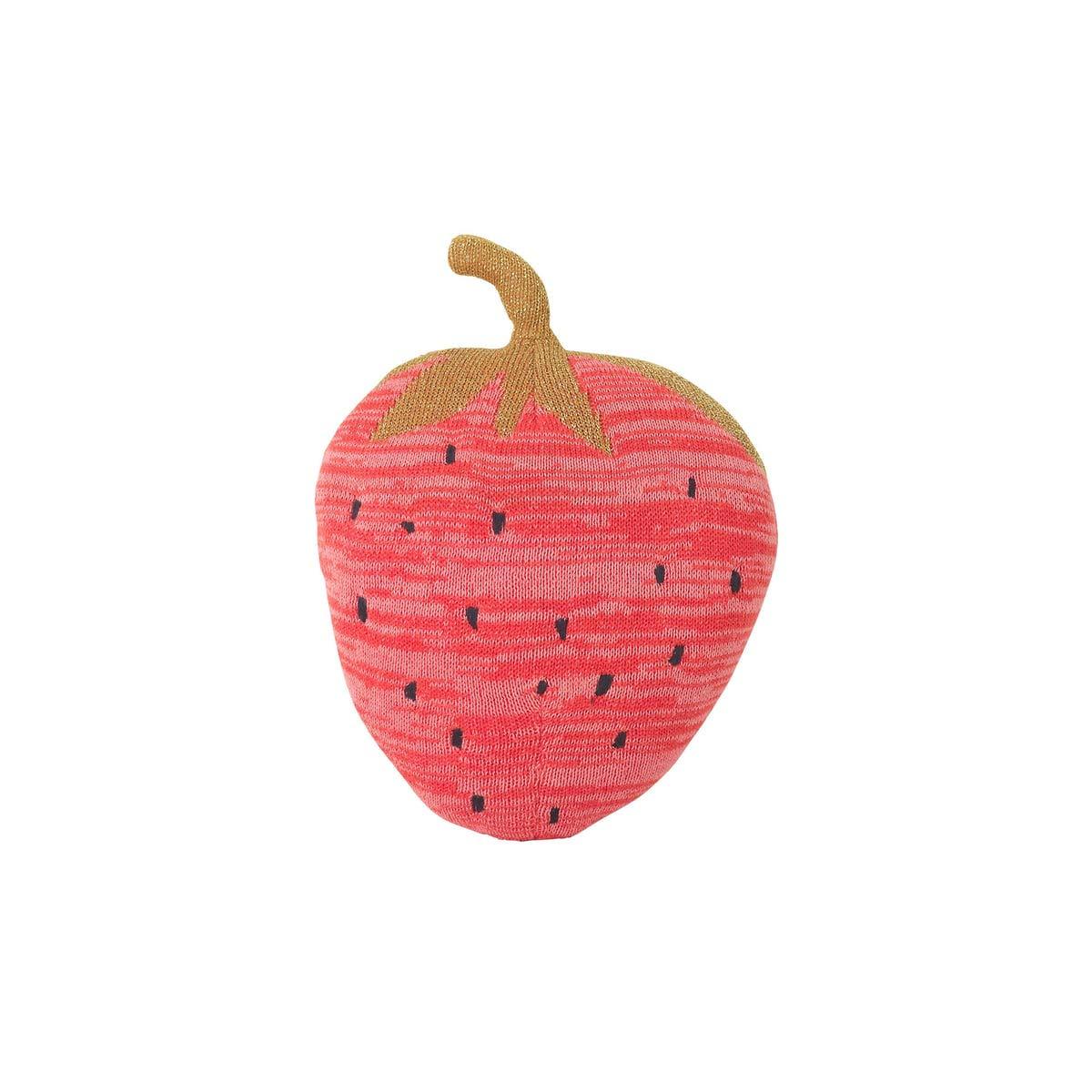 Ferm Living - fruiti Cana Cojín Fresa: Amazon.es: Hogar
